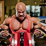 Phil Heath Back Workout