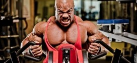 PHIL HEATH Reveals his back training secrets