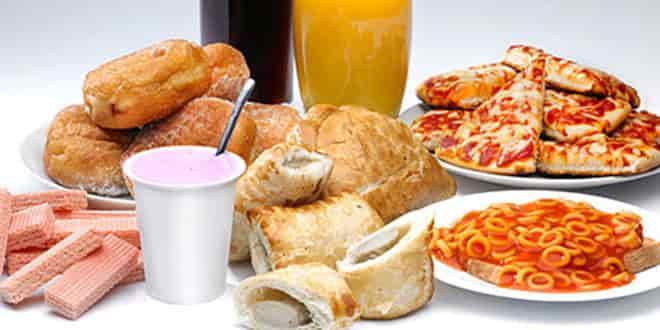 Foods Forbidden on the Paleo Diet