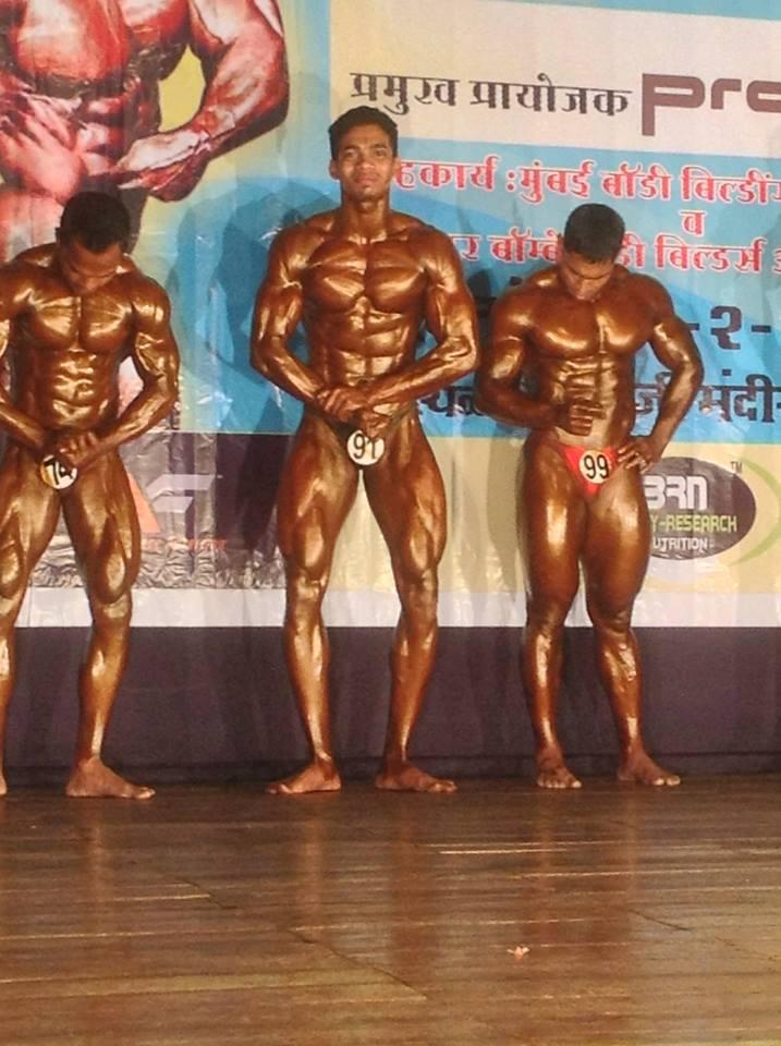 Jr. Maharashtra Shree, Masters, Physicall Challenged 2014