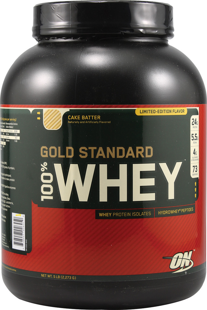 Optimum-Nutrition-Gold-Standard 100 Whey Protein