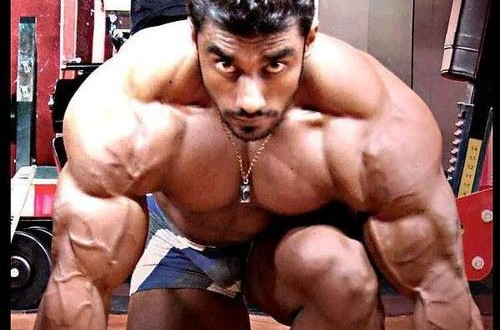 Top 10 Indian Bodybuilders
