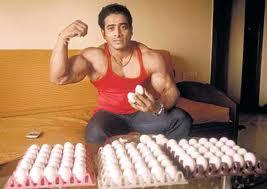 Suhas Khamkar Diet