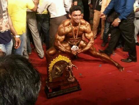Maharshtra Shree 2014 Winner