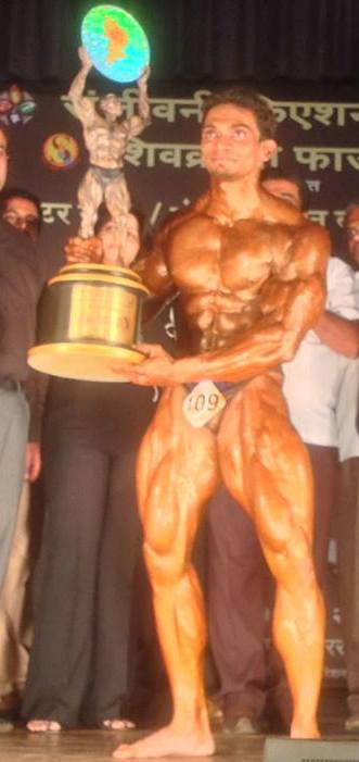 Mumbai-Shree-2014-Trophy