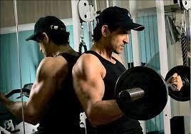 Hritik Workout