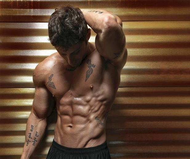 help you get those much desired ripped abs if followed persistently