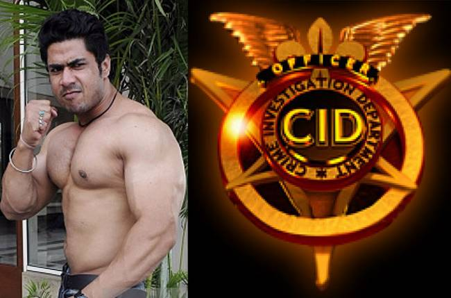 Wrestler - Mahabali Shera to appear in CID on Sony TV