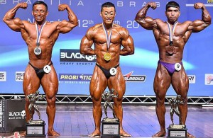 Dinesh Kamble wins Bronze Medal