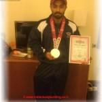 KaranJit Singh Mr Olympia 2012