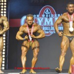 Mr Olympia Amateur 2014