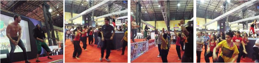 BodyPower Workout Stage