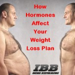 Hormones affect your weight loss