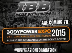 Indian Bodybuilding at BodyPower Expo 2015