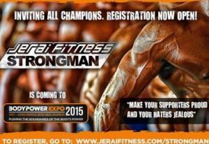 Jerai Fitness Strongman