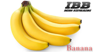 Banana Best Pre Workout Food