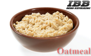 Eat Oatmeal before Workout