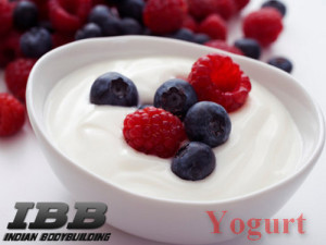Yogurt Best for before Workout