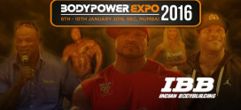 5 Reasons Why You Should Not Miss Body Power India Expo 2016