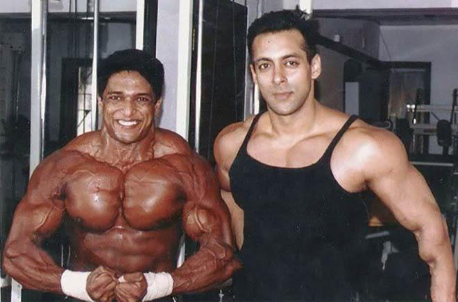 Manish-Advilkar and Salman-Khan