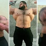 Sajad Gharibi the Hulk from Iran