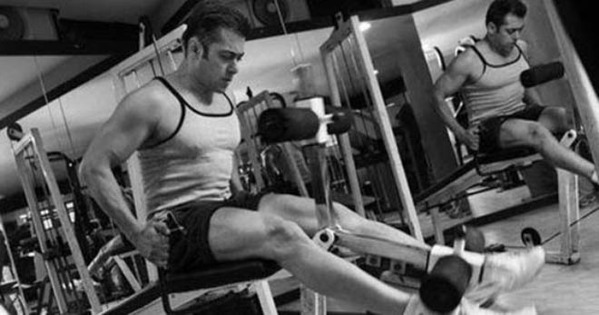 Workout and Diet Secrets of Never Ageing Salman Khan Body ... |Salman Khan Workout In Gym