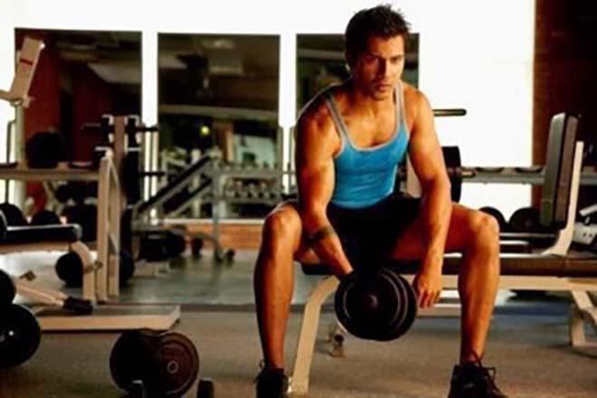 Varun Dhavan Workout Routine
