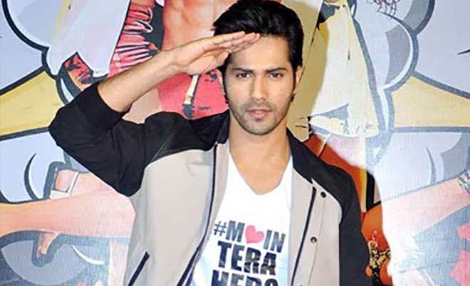 Varun Dhavan the Star
