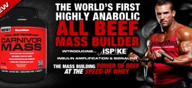 MuscleMeds Carnivor Mass – All Beef Gainer