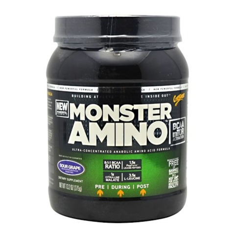 Amino acid supplements muscle growth