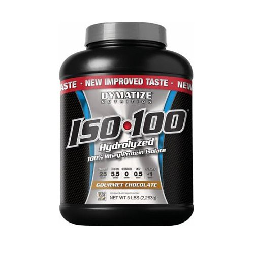 Dymatize ISO 100 Whey Protein Isolate