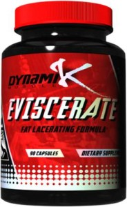 Dynamik Muscle's EVISCERATE