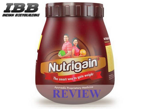 Ayurwin nutrigain review indian bodybuilding products