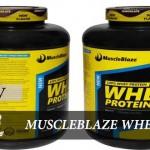 MusceBlaze Whey Protein Revew