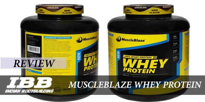 Muscleblaze Whey Protein Review Is It Just Overhype Created By