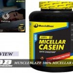 MuscleBlaze Micellar Casein Review