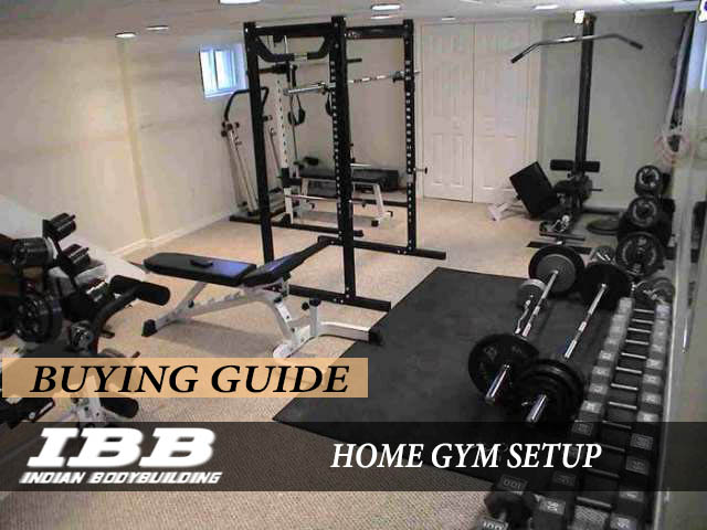 How to set up a home gym in india indian bodybuilding