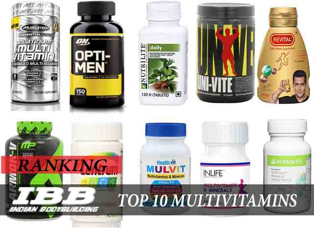 Best Multivitamin For Men >> Top 10 Multivitamins Supplements In India For 2019 Indian
