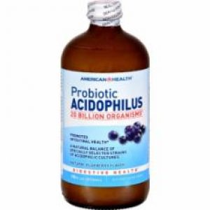 American Health Probiotic Acidophilus Blueberry