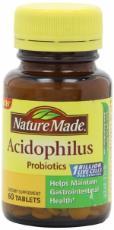 Nature Made Acidophilus Probiotics