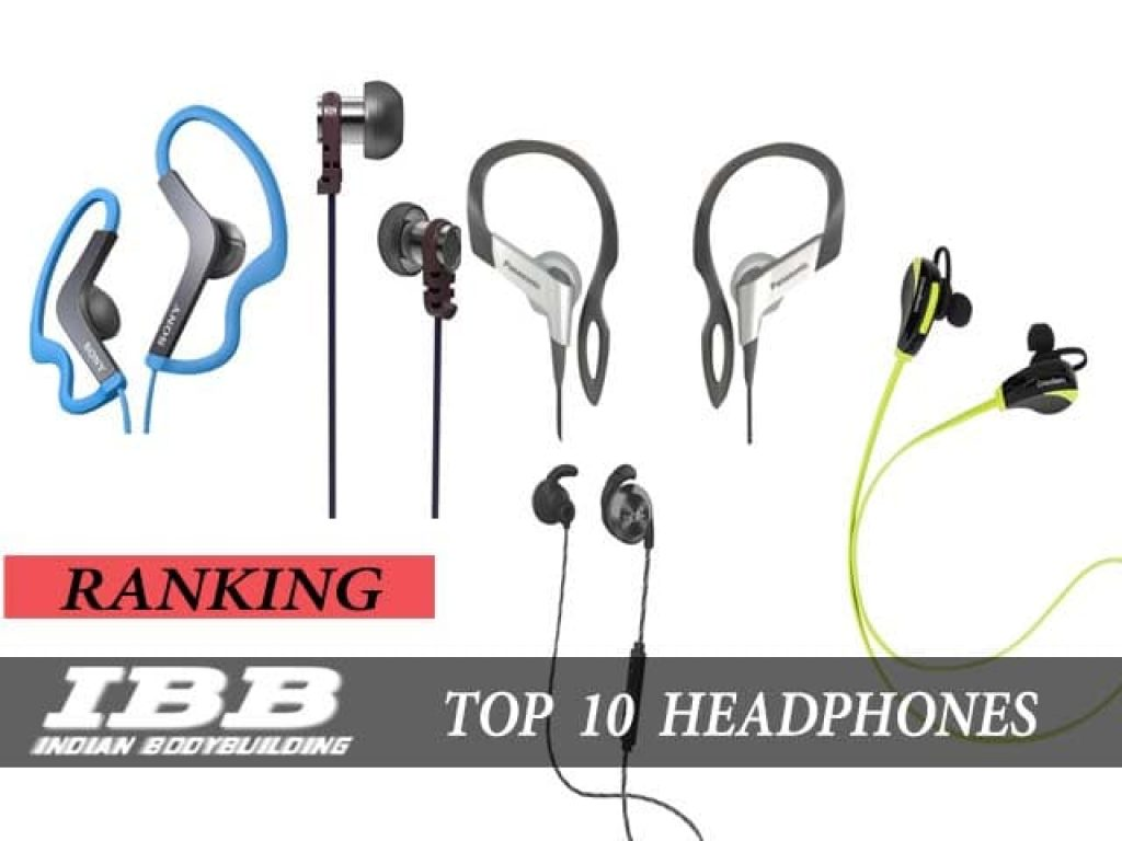 Top 10 Best Headphone For Workout In India Wired And Wireless Indian Bodybuilding Products