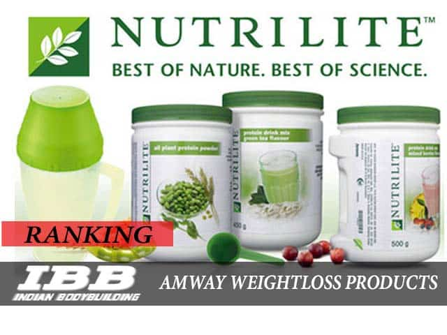 Best Amway Products For Weight Loss with Price List ...