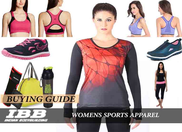 c6f0e97ed63d0 Top 10 Trendy Outfits Or Workout Apparel In India For Women - Indian ...