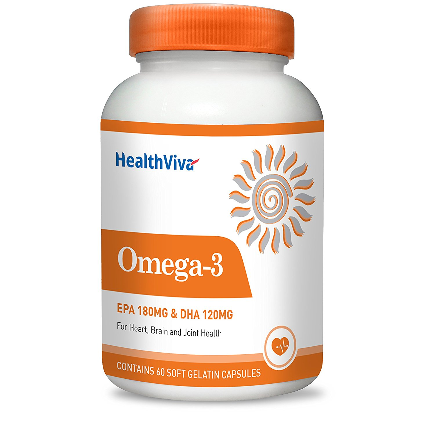Top 10 Best Omega 3 capsules (Fish Oil) in India - Indian