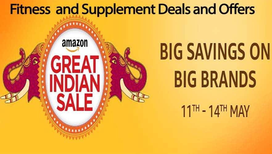 Amazon The Great Indian Sale 11-14 MAY