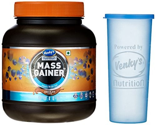 Venky S Mass Gainer Review And Price List Indian