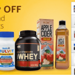 Amazon Sale Supplements Discount