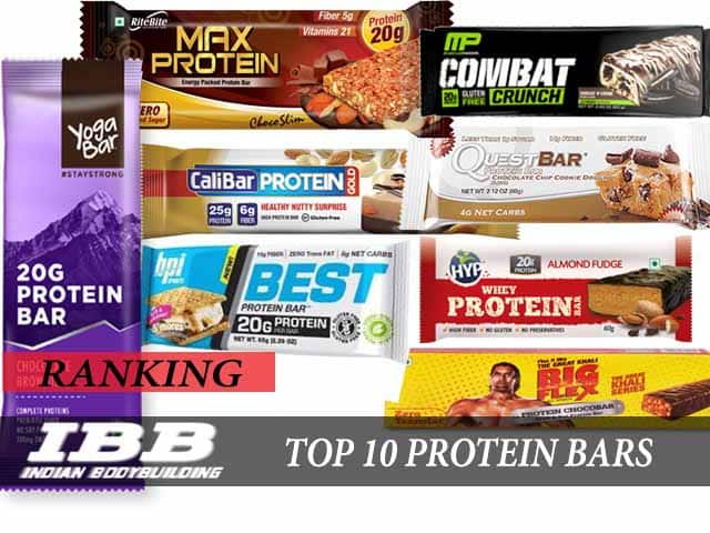 Protein bars india