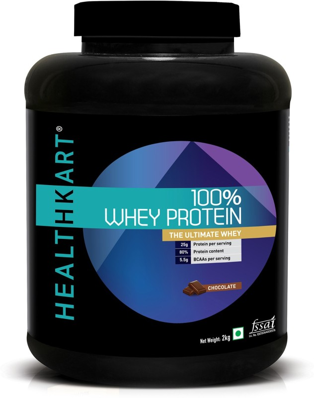 5bc39710a HealthKart 100% Whey Protein Review and Price May 2019 - Indian  Bodybuilding Products