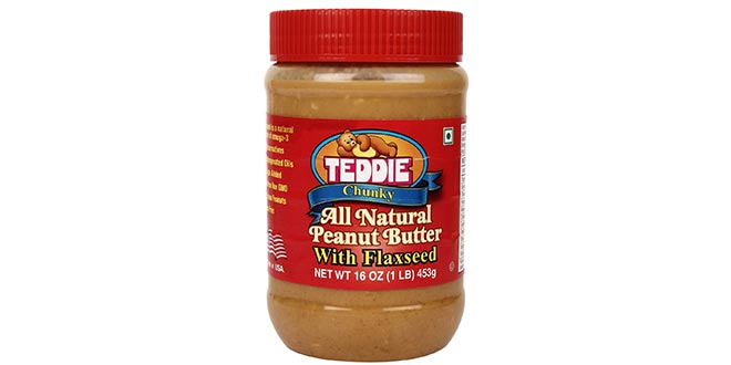 Teddie-Natural-Peanut-Butter-with-Flaxseed